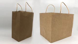 Be Good Packaging Paper bags